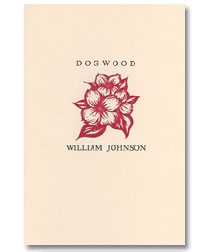 Dogwood: Bill Johnson