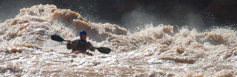 Kayaking the Grand Canyon
