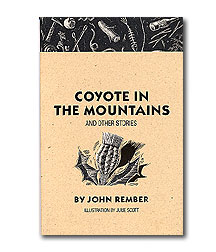 Coyote in the Mountains